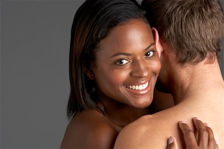 Romantic Young Couple Stock Photo - Budget Royalty-Free & Subscription, Code: 400-05697401