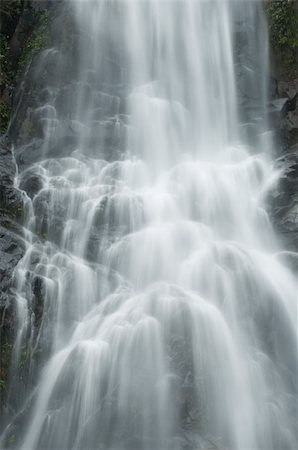 Waterfall in south of Thailand Stock Photo - Budget Royalty-Free & Subscription, Code: 400-05690838