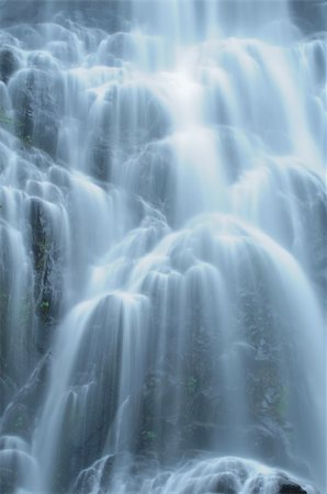 Waterfall in south of Thailand Stock Photo - Budget Royalty-Free & Subscription, Code: 400-05690844