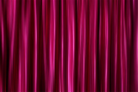 Purple silky satin curtains drapery background Stock Photo - Budget Royalty-Free & Subscription, Code: 400-05732234