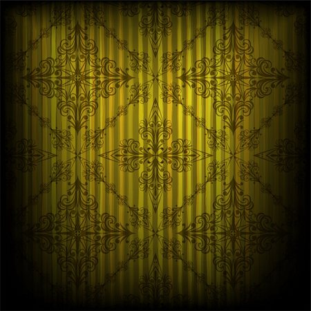 eps 10, vector seamless pattern on grungy background Stock Photo - Budget Royalty-Free & Subscription, Code: 400-05754517