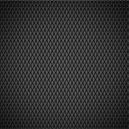 Metal wire mesh, black and gray Stock Photo - Budget Royalty-Free & Subscription, Code: 400-05753197