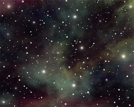 Image, illustration of the beautiful immense universe. Stock Photo - Budget Royalty-Free & Subscription, Code: 400-05889909