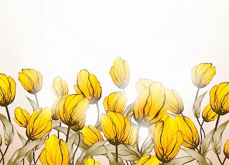 spring background Stock Photo - Budget Royalty-Free & Subscription, Code: 400-05893408