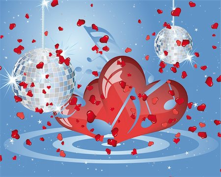 simsearch:400-04676325,k - Abstract Valentine days background frame. Vector illustration. Stock Photo - Budget Royalty-Free & Subscription, Code: 400-05902279