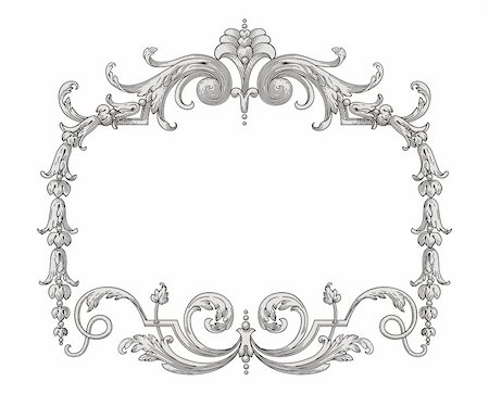 Frame vector Stock Photo - Budget Royalty-Free & Subscription, Code: 400-06074027