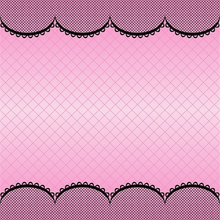 White vector lace pattern background may be used as invitation card Stock Photo - Budget Royalty-Free & Subscription, Code: 400-06076612