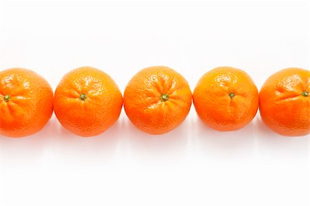 simsearch:400-04344039,k - tasty tangerine on white background Stock Photo - Budget Royalty-Free & Subscription, Code: 400-06076673
