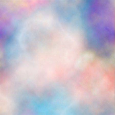 Editable vector background of colorful smoke made using a gradient mesh Stock Photo - Budget Royalty-Free & Subscription, Code: 400-06087794