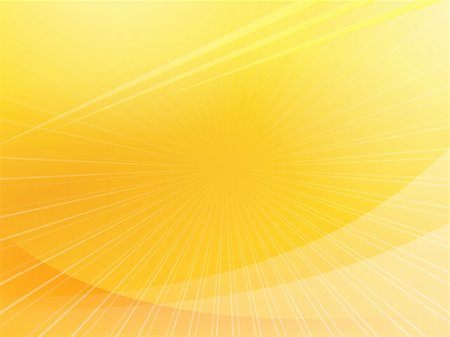 Smooth wavy presentation background full of warm yellow tones Stock Photo - Budget Royalty-Free & Subscription, Code: 400-06094305