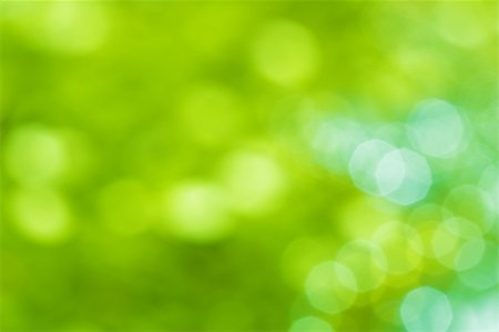 pzromashka (artist) - Abstract green holiday lights Stock Photo - Budget Royalty-Free & Subscription, Code: 400-06104474