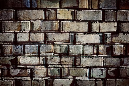 Abstract designed dark brickwall background Stock Photo - Budget Royalty-Free & Subscription, Code: 400-06106947