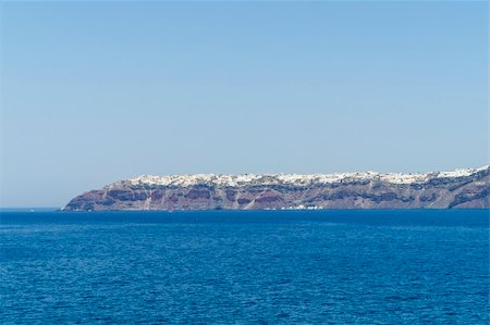 An image of a nice Santorini view Stock Photo - Budget Royalty-Free & Subscription, Code: 400-06143098