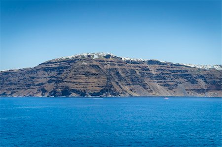 An image of a nice Santorini view Stock Photo - Budget Royalty-Free & Subscription, Code: 400-06143117