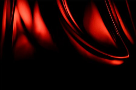 fine abstract image of red glass on black Stock Photo - Budget Royalty-Free & Subscription, Code: 400-06143169