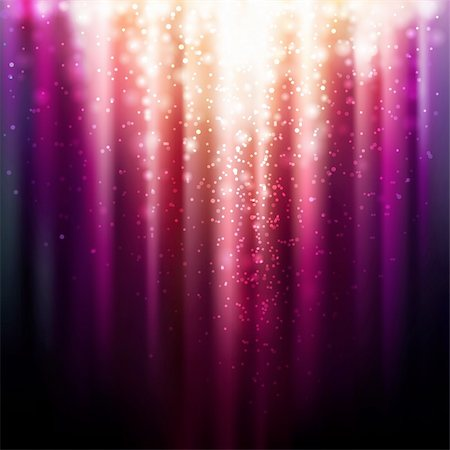 spark vector - Abstract background with magic light. Vector illustration Stock Photo - Budget Royalty-Free & Subscription, Code: 400-06199863