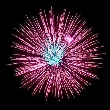 fireworks Stock Photo - Budget Royalty-Free & Subscription, Code: 400-06206453