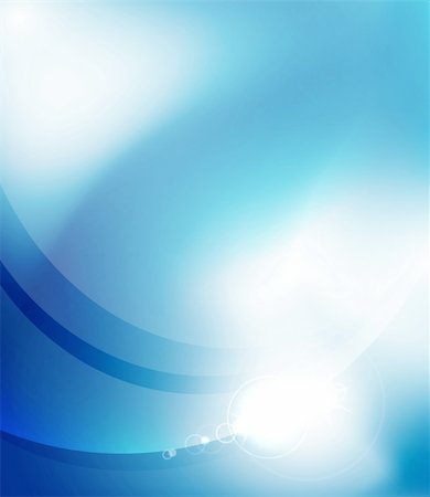 Abstract vector shiny light background Stock Photo - Budget Royalty-Free & Subscription, Code: 400-06414102