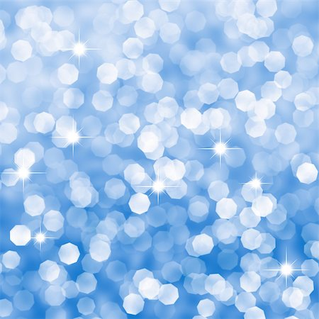 pretty background designs - Abstract blue sparkles defocused background Stock Photo - Budget Royalty-Free & Subscription, Code: 400-06562187
