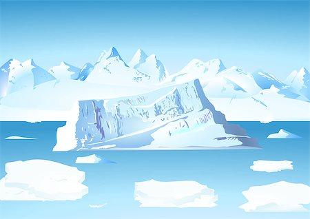 iceberg Stock Photo - Budget Royalty-Free & Subscription, Code: 400-06763572