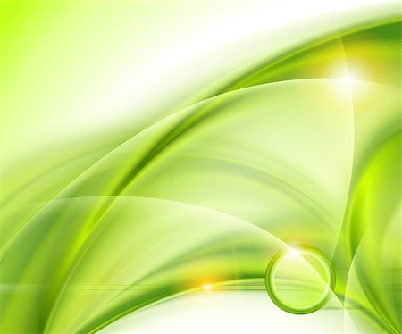 Abstract green background Stock Photo - Budget Royalty-Free & Subscription, Code: 400-06850507