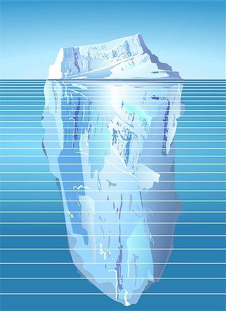 iceberg Stock Photo - Budget Royalty-Free & Subscription, Code: 400-06852324