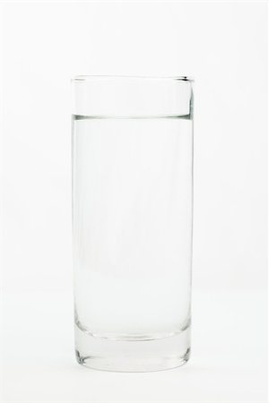 Glass of water Stock Photo - Budget Royalty-Free & Subscription, Code: 400-06864415