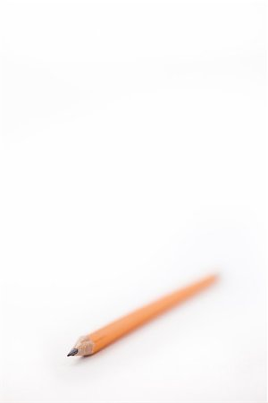 Close-up of pencil Stock Photo - Budget Royalty-Free & Subscription, Code: 400-06864417