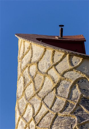 puentes - Artistic tower in Puente de Genave, Spain Stock Photo - Budget Royalty-Free & Subscription, Code: 400-06929269