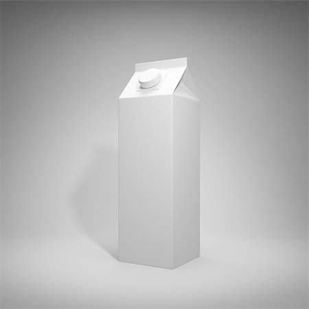 enki (artist) - Blank milk package Stock Photo - Budget Royalty-Free & Subscription, Code: 400-06950184