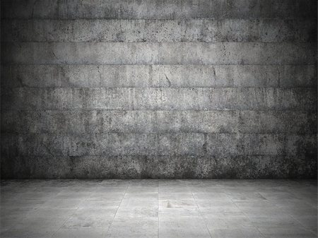 enki (artist) - Blank dirty grunge wall Stock Photo - Budget Royalty-Free & Subscription, Code: 400-06950244
