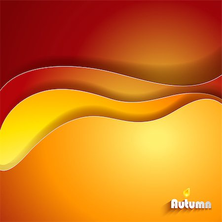 Abstract Autumn background. Stock Photo - Budget Royalty-Free & Subscription, Code: 400-07104356