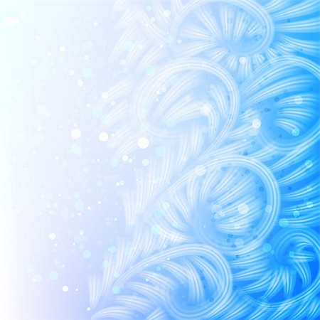Winter background.The illustration contains transparency and effects. EPS10 Stock Photo - Budget Royalty-Free & Subscription, Code: 400-07103914