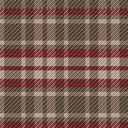 seamless - Checkered seamless vector tartan patterns with brown tinctures Stock Photo - Budget Royalty-Free & Subscription, Code: 400-07215658