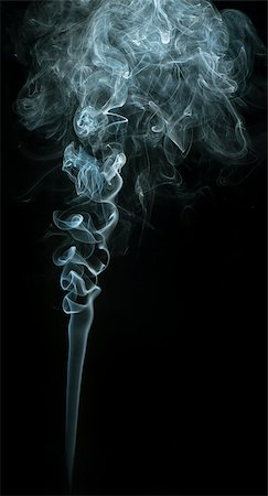 smoke magic abstract - Smoke on black background. Swirls and art Stock Photo - Budget Royalty-Free & Subscription, Code: 400-07295614