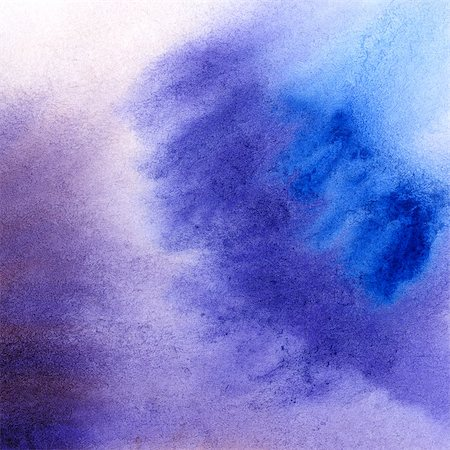 drop painting splash - Abstract hand drawn watercolor background, for backgrounds or textures Stock Photo - Budget Royalty-Free & Subscription, Code: 400-07302804