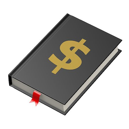 education loan - Dollar book Stock Photo - Budget Royalty-Free & Subscription, Code: 400-07328111