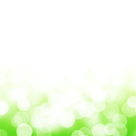 sparks with white background - Abstract blurred bokeh green background with copy space Stock Photo - Budget Royalty-Free & Subscription, Code: 400-07331506