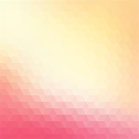 Colorful geometric background with triangles Stock Photo - Budget Royalty-Free & Subscription, Code: 400-07331919