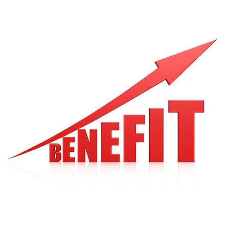 report icon - Benefit red arrow Stock Photo - Budget Royalty-Free & Subscription, Code: 400-07410967