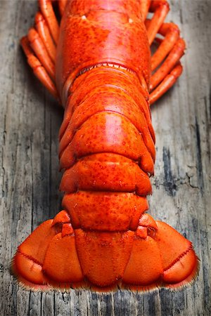 Lobster tail Stock Photo - Budget Royalty-Free & Subscription, Code: 400-07424611