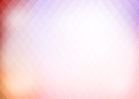 Abstract gradient rhombus colorful pattern background Stock Photo - Budget Royalty-Free & Subscription, Code: 400-07481668