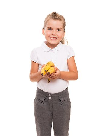 raysay (artist) - You need to get vitamins of fresh fruits from childhood Stock Photo - Budget Royalty-Free & Subscription, Code: 400-07545935