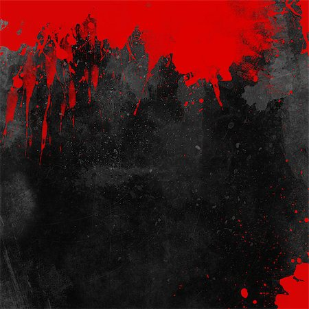 Bloody grunge background ideal for Halloween Stock Photo - Budget Royalty-Free & Subscription, Code: 400-07757087