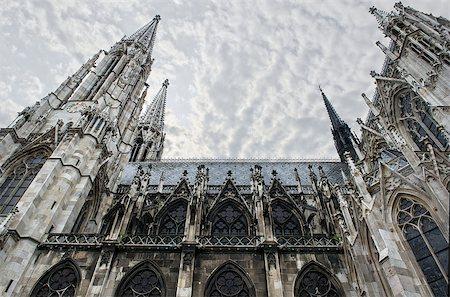 Vienna City Hall, Austria Stock Photo - Budget Royalty-Free & Subscription, Code: 400-07791989
