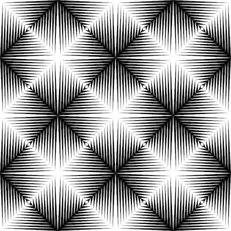 simsearch:400-04476890,k - Design seamless diamond trellised pattern. Abstract geometric monochrome background. Speckled texture. Vector art Stock Photo - Budget Royalty-Free & Subscription, Code: 400-07826075