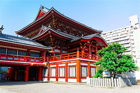 Osu Kannon temple in Nagoya , Japan Stock Photo - Budget Royalty-Free & Subscription, Code: 400-08032287
