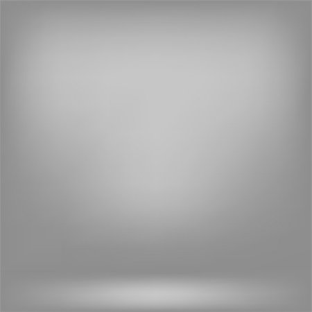 Empty Grey Studio Backdrop. Background Empty Room with Space. Stock Photo - Budget Royalty-Free & Subscription, Code: 400-08095906