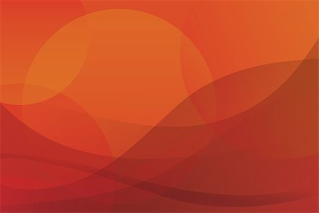 pzromashka (artist) - Vector abstract red-yellow background. The desert and the sun Stock Photo - Budget Royalty-Free & Subscription, Code: 400-08155130