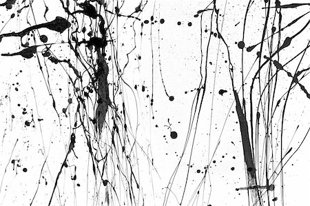 spot (dirt mark) - Paint drips and splatters. Stock Photo - Budget Royalty-Free & Subscription, Code: 400-03915113